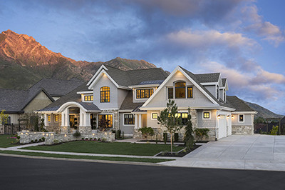 Custom Home Design Gallery | Custom Home Images Utah