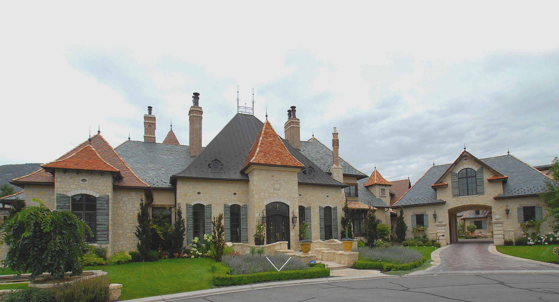Custom home design utah custom residential architect for Utah home designers