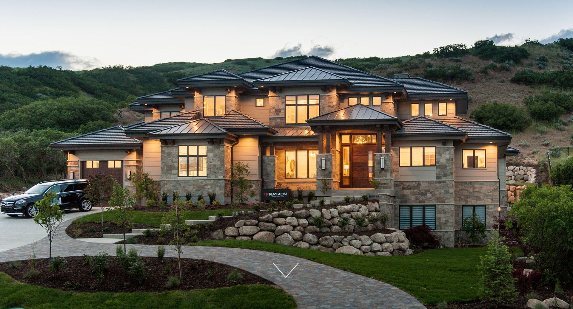 Utah Custom Home Plans: Custom Residential Architect