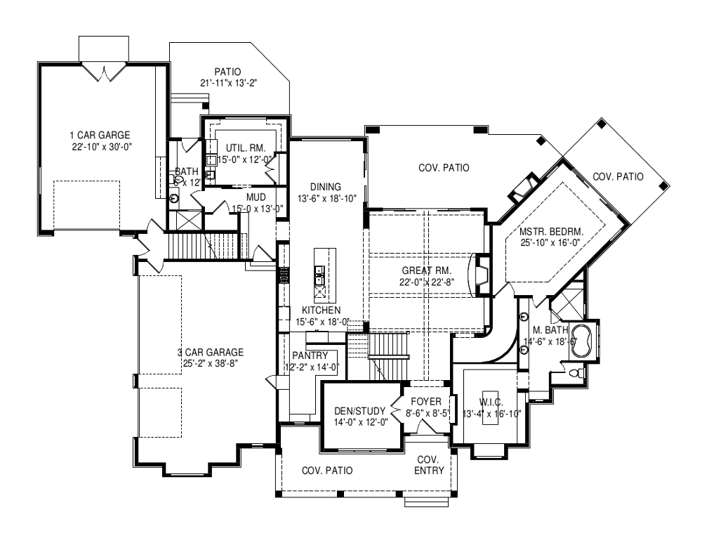 Kitchen Floor Plans With Island And Walk In Pantry aurora
