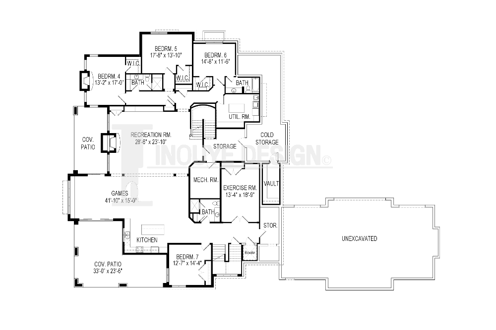 Kitchen Floor Plans With Island And Walk In Pantry mableton