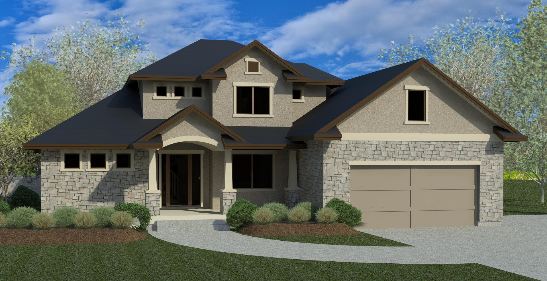 100 Most Popular House Plans Georgian Colonial