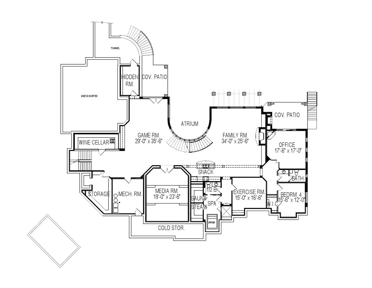Kitchen Floor Plans With Island And Walk In Pantry stockbridge